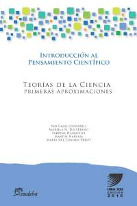 Pages from Teorías de la ciencia, intro e índice